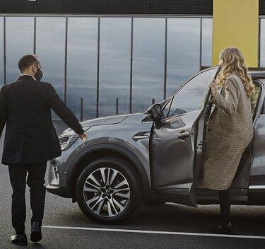 Réouverture des showrooms Renault Belgique