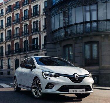 Nouvelle CLIO E-TECH Hybrid