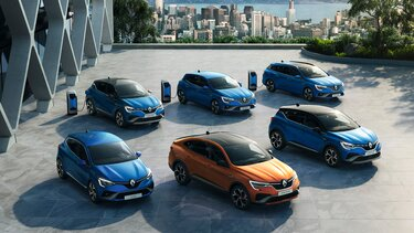 Le meilleur de Renault. Maintenant en version hybride.