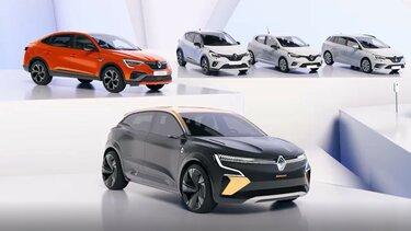 Salon - Renault