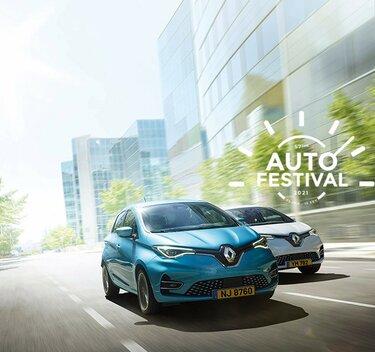 Déstockage Renault ZOE
