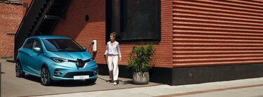 Renault ZOE - Electric driving experience