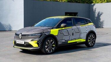 Nouvelle Renault Megane E-Tech 100% electric