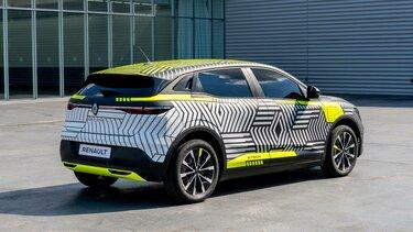 Renault Megane E-Tech 100 % electric
