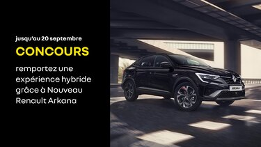 Concours Renault Arkana