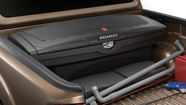 Renault ALASKAN coffre de benne