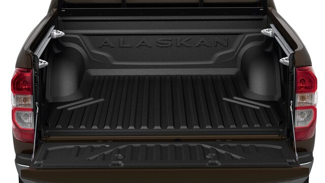 Renault ALASKAN bedliner