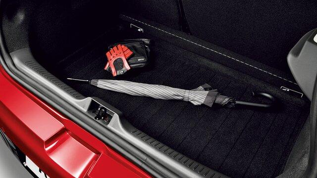 CLIO Grandtour bac de coffre