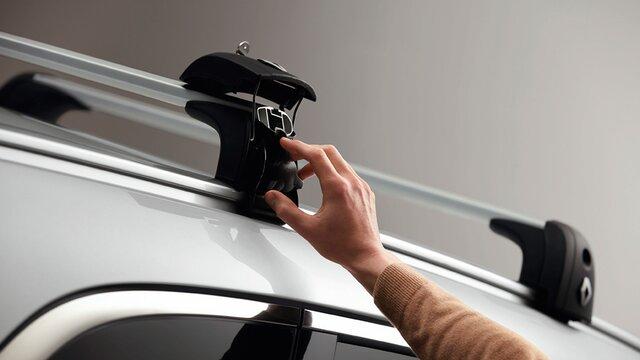 QuickFix aluminium dakdragers - Renault KOLEOS