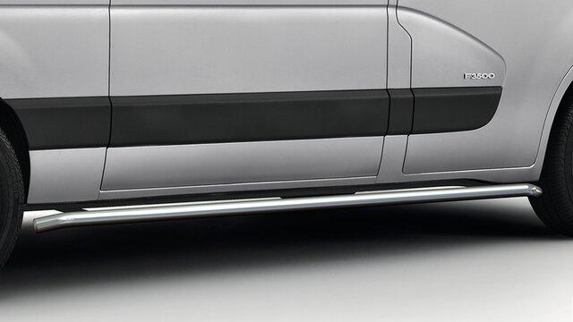 Renault MASTER Barres de protection latérales