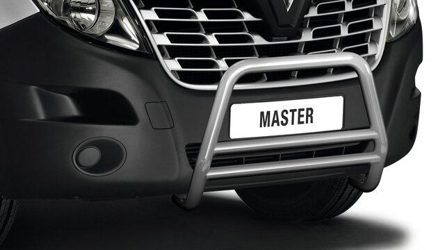 Renault MASTER Bullbar