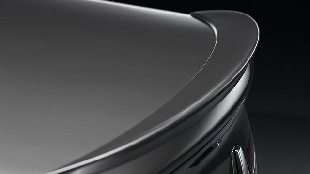 Renault TALISMAN spoiler