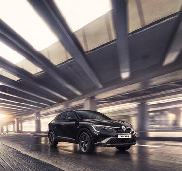 Renault Arkana Corporate Edition