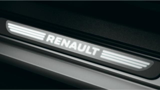Seuils de portes illuminés - Renault KOLEOS