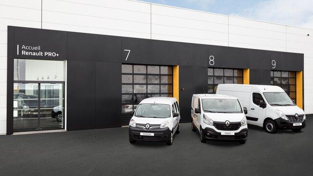 Nos offres pour véhicules professionnels
