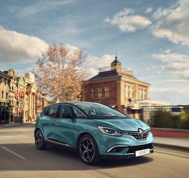 Scenic - stock Renault