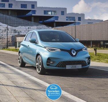 Renault ZOE elektrische stadswagen