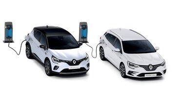 Aide gouvernementale pour véhicules électriques / hybride - Renault