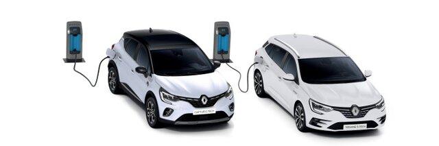 Technologie hybride Renault