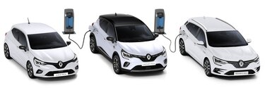 E-TECH - Hybride par Renault