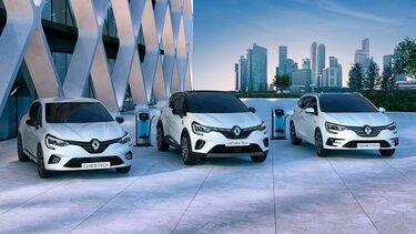 Hybride aanbod - Renault