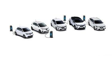 Gamme E-TECH et éléctrique - Renault