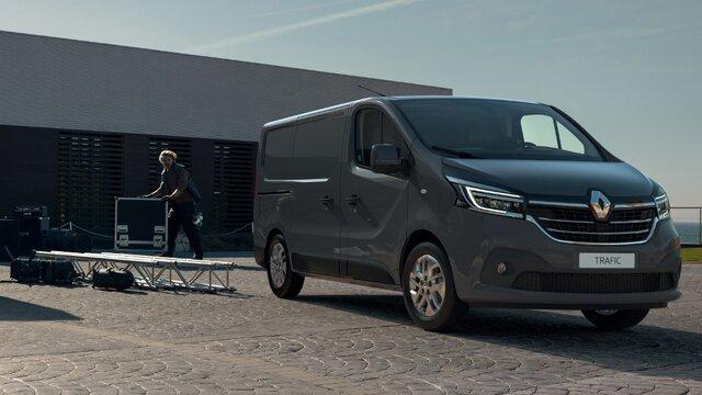 Nouveau Renault TRAFIC