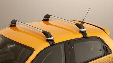 Renault TWINGO - Aluminium dakstaven