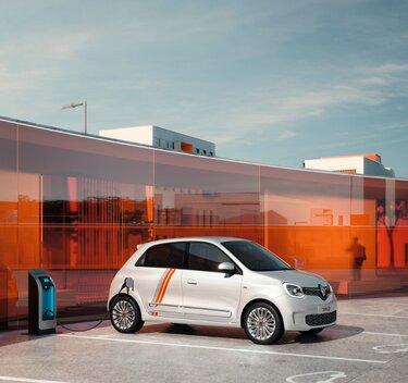 Renault TWINGO ELECTRIC - citadine électrique