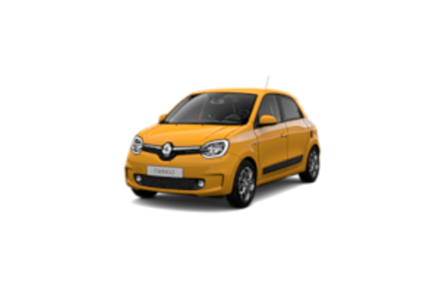 Nieuwe Renault TWINGO