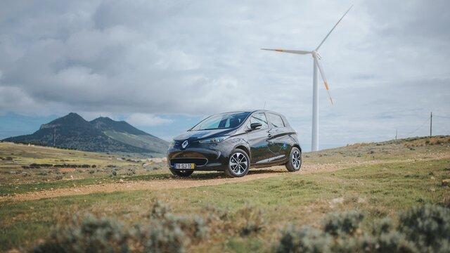 Nieuwe Renault ZOE