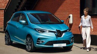Nieuwe Renault ZOE - Laadpacks ZE ready