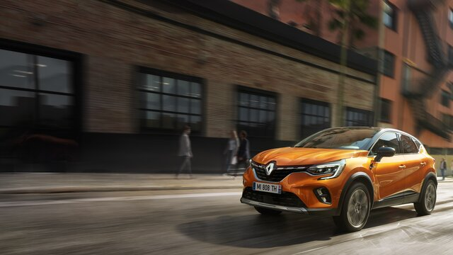 оферта за новото Renault CAPTUR