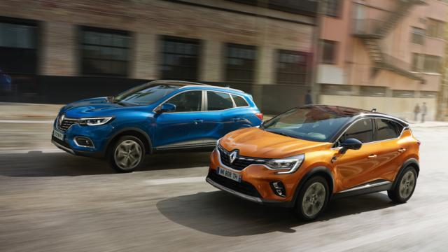 промо оферта Renault KADJAR