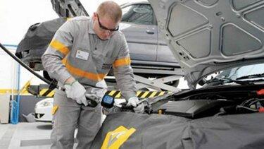 Garantia mecânica para veículos de outras marcas.