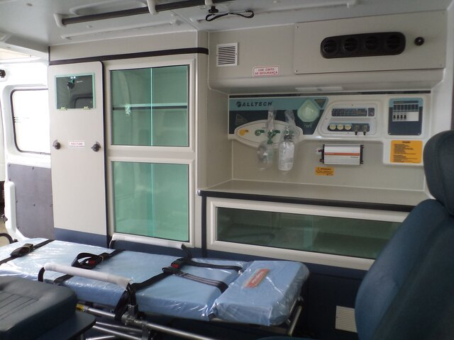 ambulancia interno