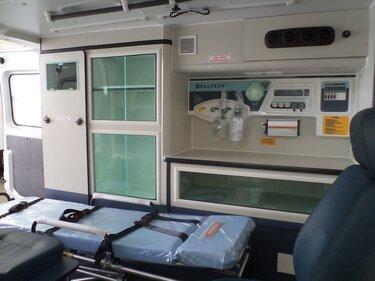 ambulancia interno