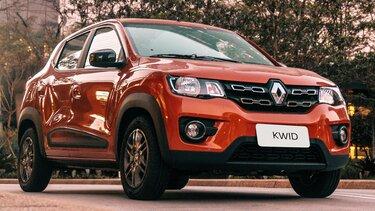 KWID - SUV compacto - externo