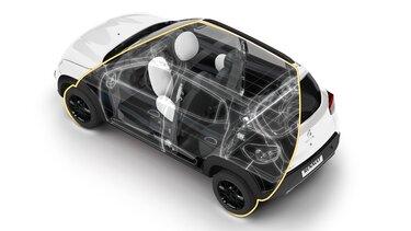 kwid-airbag