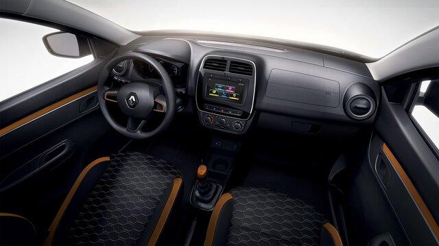 kwid-interior