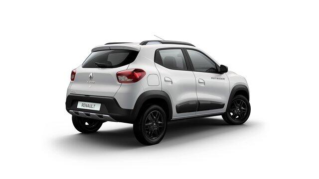Renault KWID - Traseira