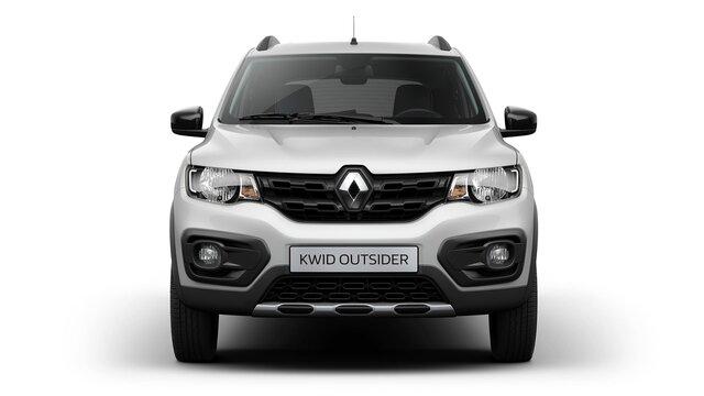 Renault KWID – dianteira
