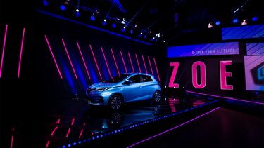 Autonomia e carga do All-New ZOE