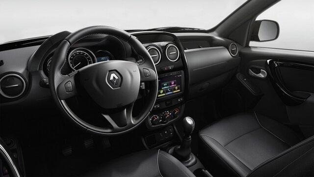 Renault Duster OROCH - Equipamentos