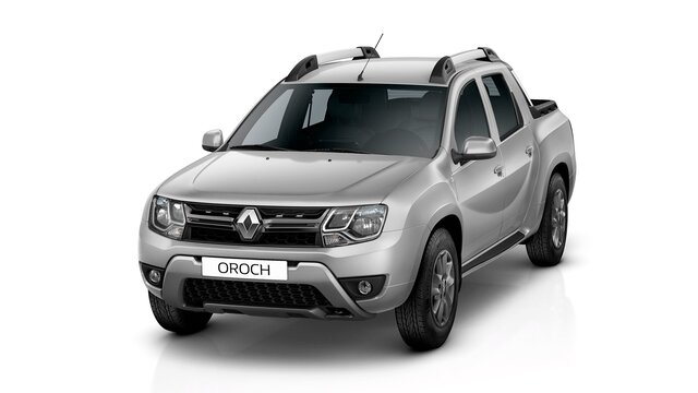 Renault Duster OROCH - Mecanismo 4WD LOCK