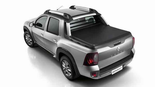 Renault Duster OROCH - Sistema de tração