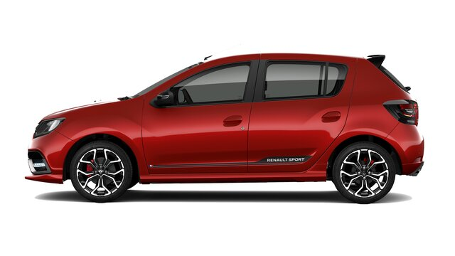 sandero-rs-lateral