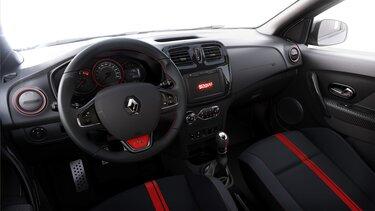 Renault SANDERO - Equipamentos