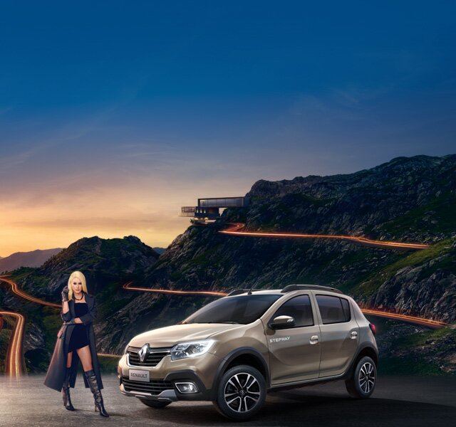 Crossover do Renault SANDERO Stepway