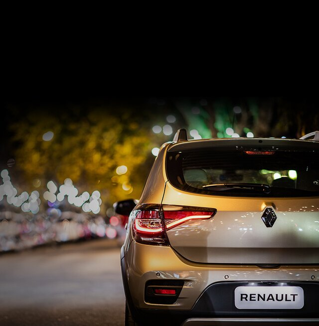 Renault SANDERO Stepway na estrada